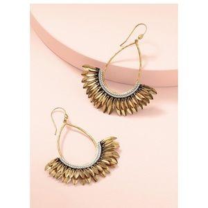 Pegasus Earrings NWT Stella & Dot